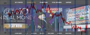 New Jersey Online Casino Revenue Slumps